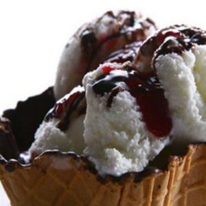 喜道雪冰冰淇淋