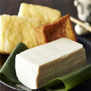 一品香彩色豆腐