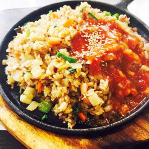 稻大叔韩式铁板炒饭