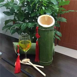 灵云竹筒酒加盟图片