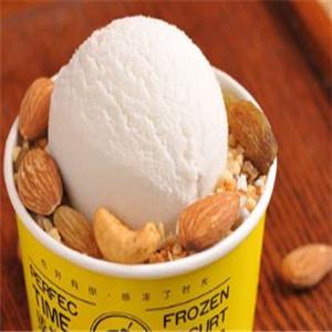 银女郎冰冻酸奶