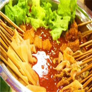 楊翔豆皮涮鍋