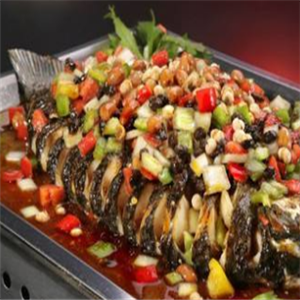 鱼的门青花椒烤鱼