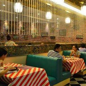 石山水美式餐廳