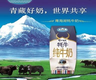 青海湖牦牛奶