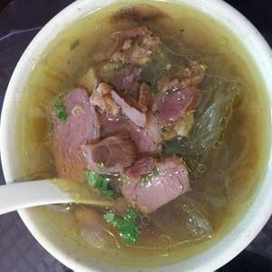 沈氏牛肉粉丝汤
