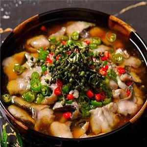 慕兰记酸菜鱼范