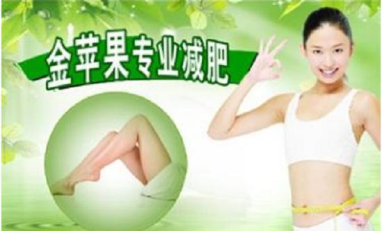 金苹果专业减肥