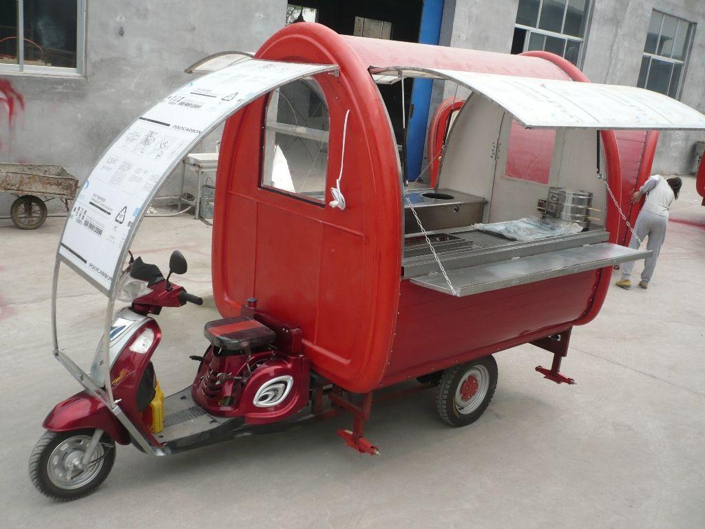 三轮车改装摆摊设计图,三轮车改造小吃车成本
