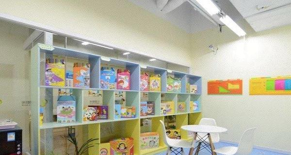 上海全脑教育课堂内景