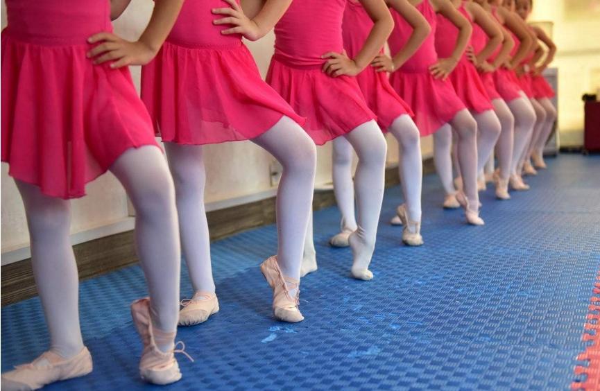 少儿学舞蹈