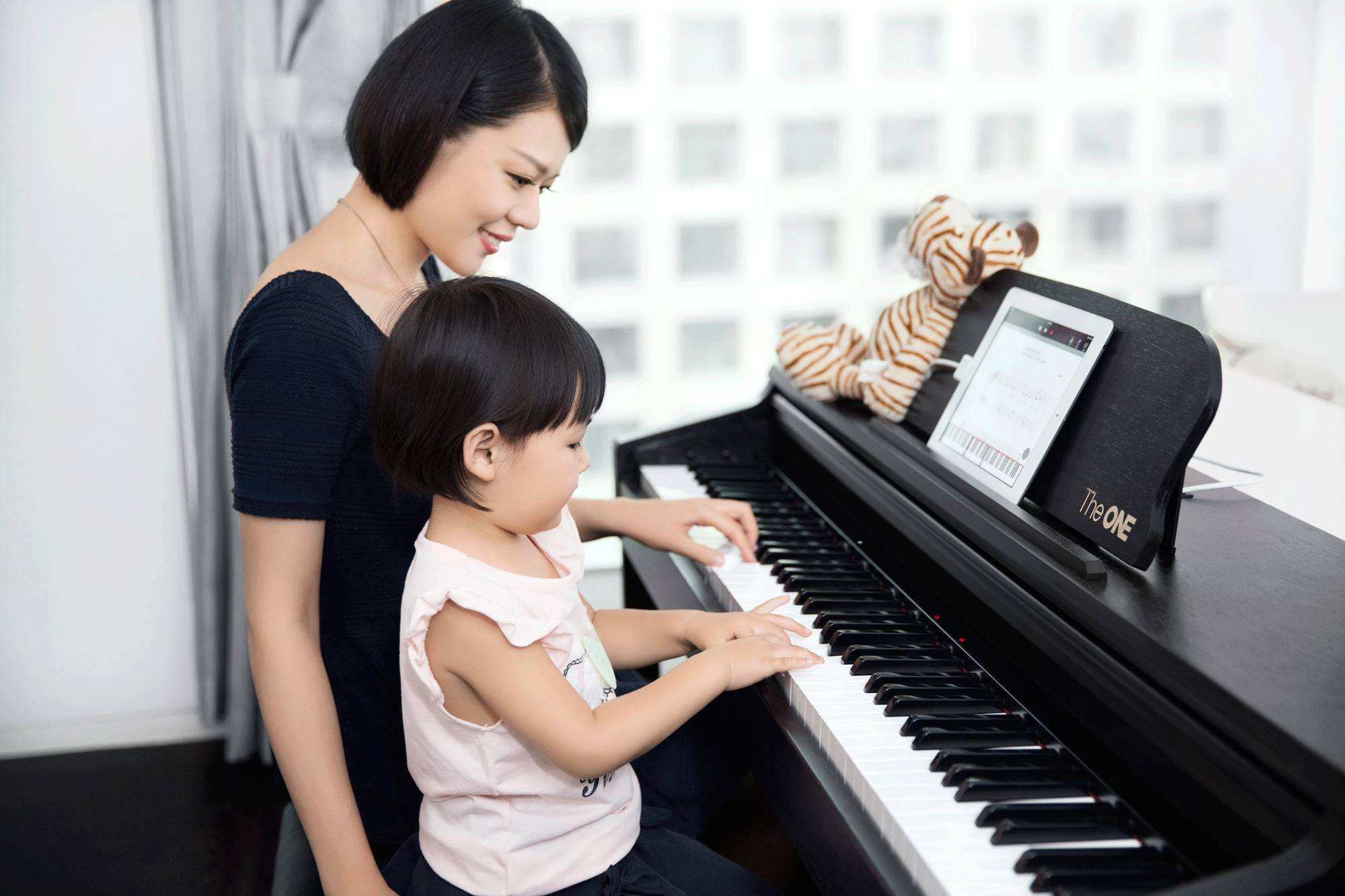 智能钢琴学习