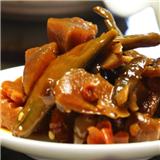鲁香园酱菜