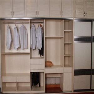 定制衣柜90度衣柜