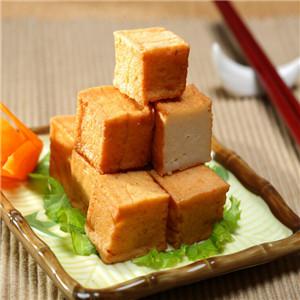 雪赢鱼豆腐