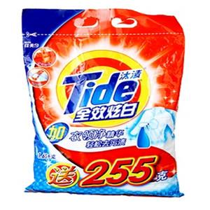 大步洗衣粉