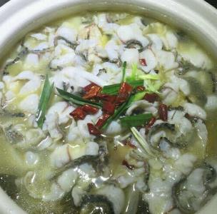 真味酸菜魚