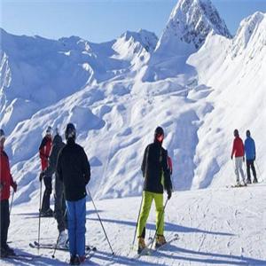 雪梦都室内滑雪加盟