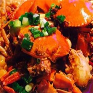 胖哥肉蟹煲