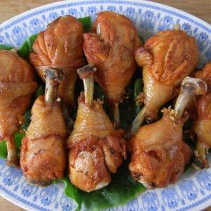 奥尔良风味炸鸡