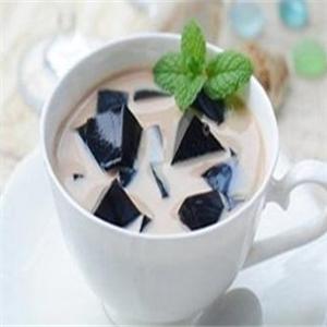 奶茶烧仙草加盟图片