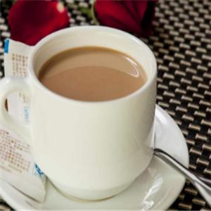 点点奶茶加盟图片