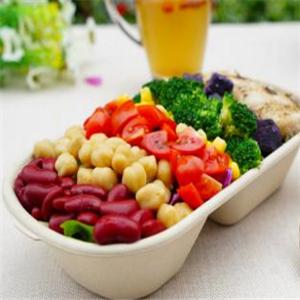 果蔬沙拉加盟