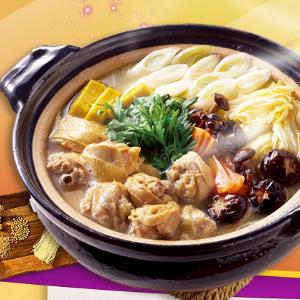 聚煲盆砂锅菜