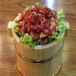 韩式烤肉饭