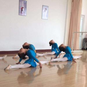 高越舞蹈加盟图片