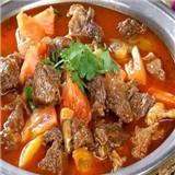 紅燜羊肉火鍋