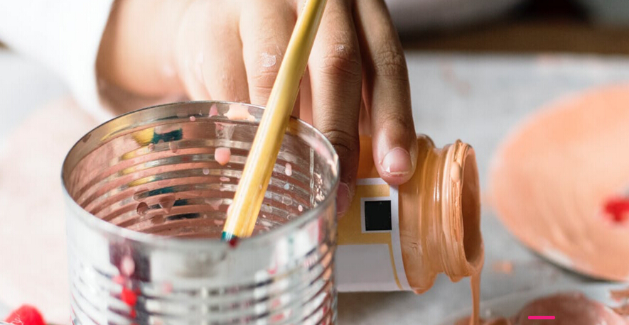 寶貝豆美術專業美術學習加盟