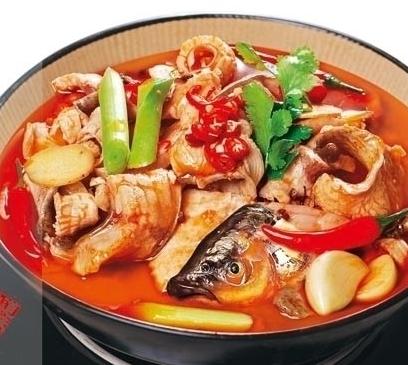 尚可鲜鱼火锅加盟