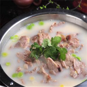 单县合馨园羊肉汤加盟