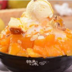 雪冰皇后韩国甜点加盟