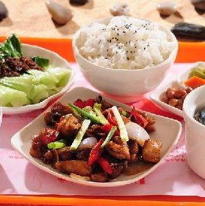 三丰铁板烧米饭快餐加盟