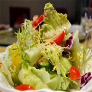 瘦沙拉So Salad诚邀加盟