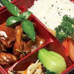 十二稻扒饭快餐加盟