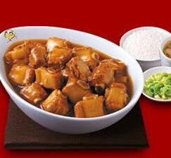 中式营养快餐加盟