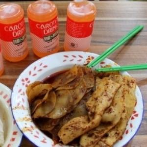 马三洋芋片加盟图片