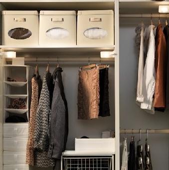 雅仕整体衣柜