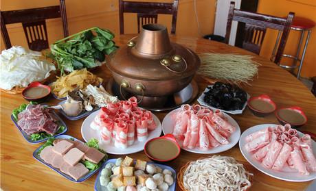 老北京铜火锅