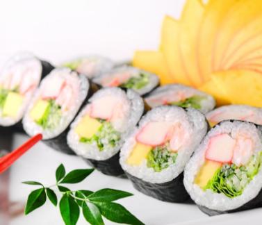 然寿司加盟图片