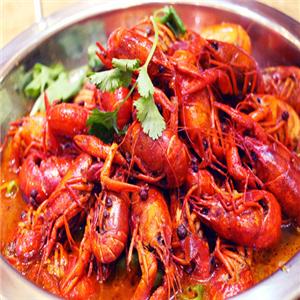 龙虾火锅加盟图片