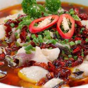 沸騰水煮魚