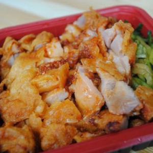 饿货烤肉拌饭