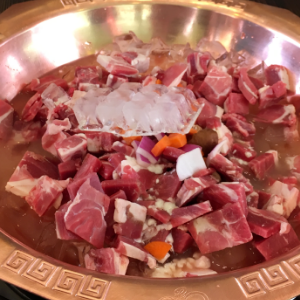 冰煮羊火锅店