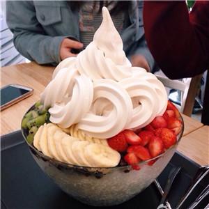 海蓝冰淇淋酸奶机