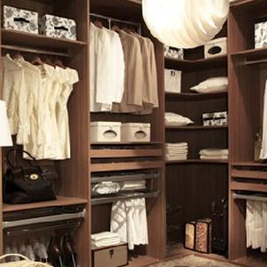 班尔奇整体衣柜