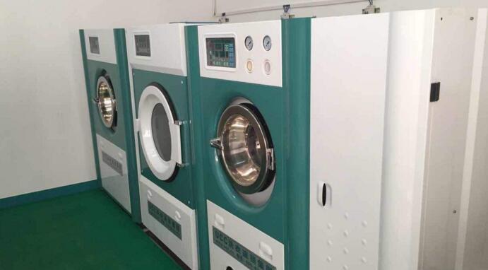 威斯特洗衣加盟